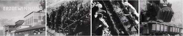 Tagbau auf dem Steirischen Erzberg, Teil 1 und 2, A 1950