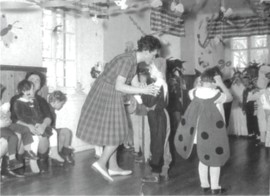 Foto Kinderfasching 1963