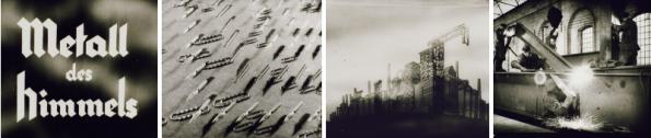 Filmstills aus Metall des Himmels (Österreichisches Filmmuseum)