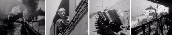 Filmstills aus Zum Eisernen Berg (Adi Mayer Film)