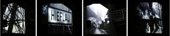 Impressionen der Filmvorführungen (Fotos: © Siegi Gallhofer)