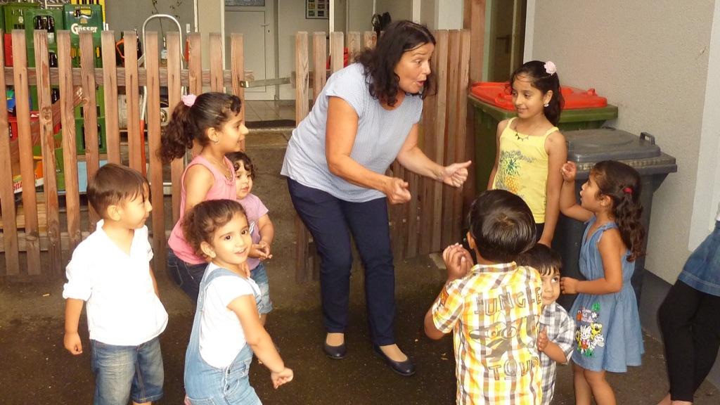 Spontanes Kinderprogrammresized