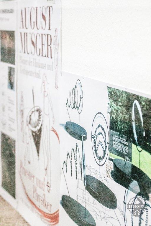 Detail Vitrine_Ausstellung Zeitlupe_Rostfest