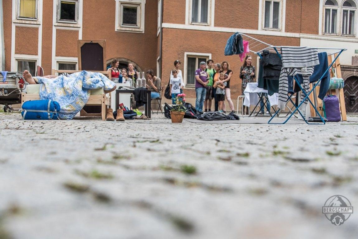 Schneckenhaus u. Publikum_Rostfest