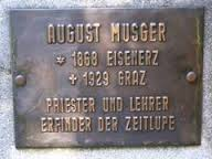 Musger Gedenktafel