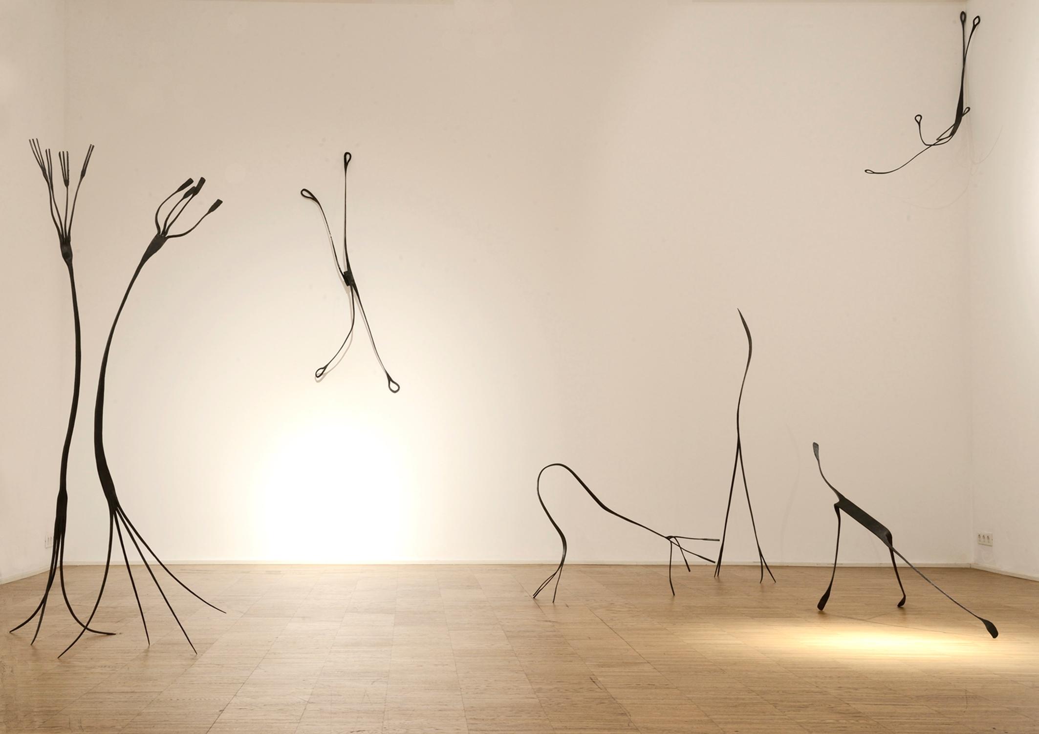 Schmiedeskulpturen_2_Claudia Czimek