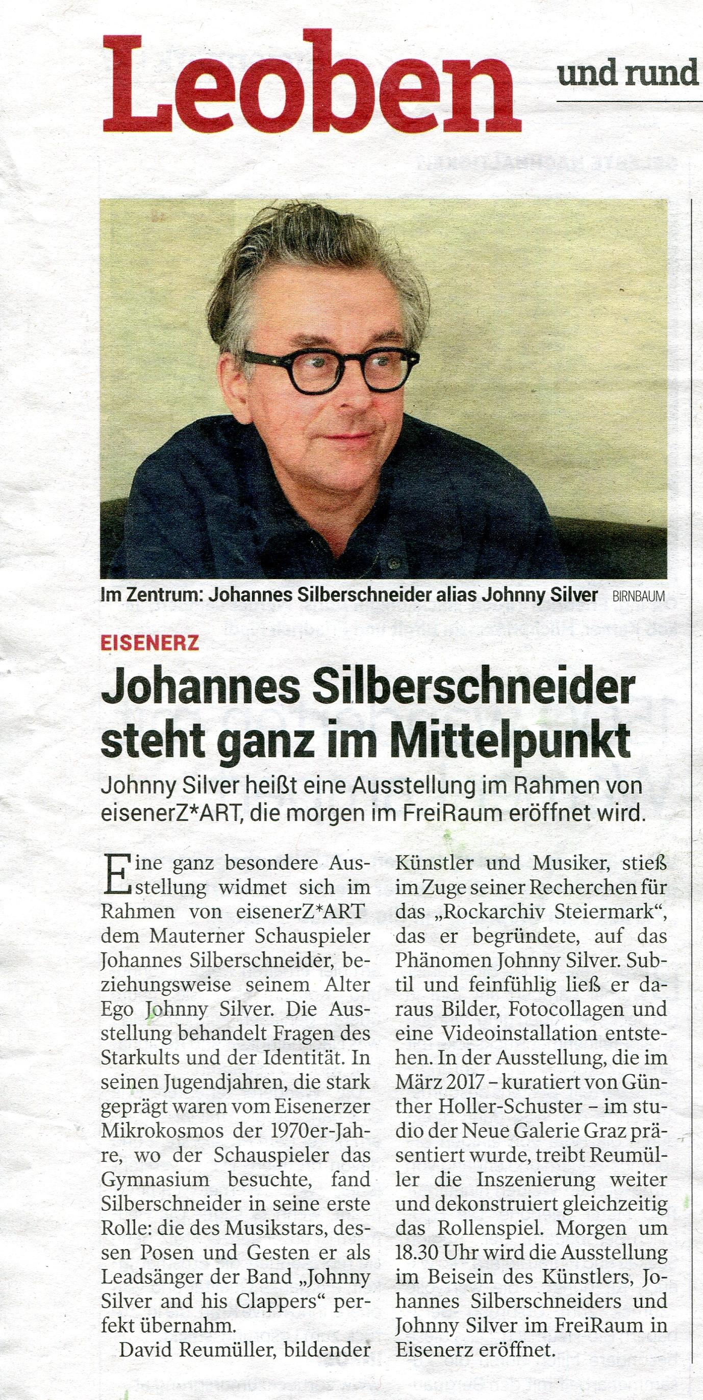Kleine Zeitung 14.09.2017